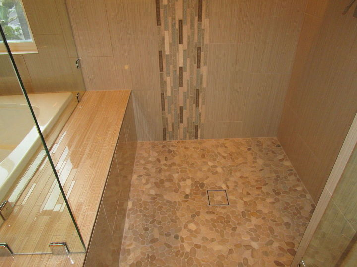 Master Bath Makeover From Dated To Dazzeling On A Dime Bathroom Ideas Home Decor