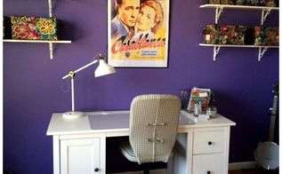 diy ikea office makeover, home decor, home office