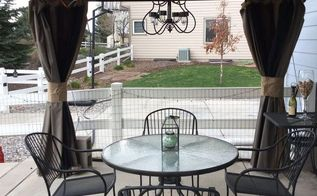 from candle to solar chandelier, crafts, lighting, outdoor living
