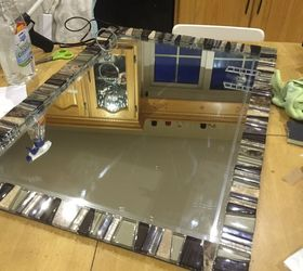 Beautiful Heated Tile Floor Bathroom Cost Huge Shabby Chic Bath Shelves Rectangular Bathtub Ceramic Paint Bathrooms And More Reviews Old Popular Color For Bathroom Walls GreenBest Hotel Room Bathrooms In Las Vegas Bathroom Mirror Update | Hometalk