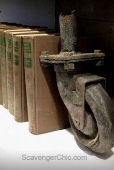 repurposed books and a secret hiding place shhhh, diy, how to, repurposing upcycling, storage ideas