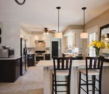 kitchen before and after , kitchen design, painting