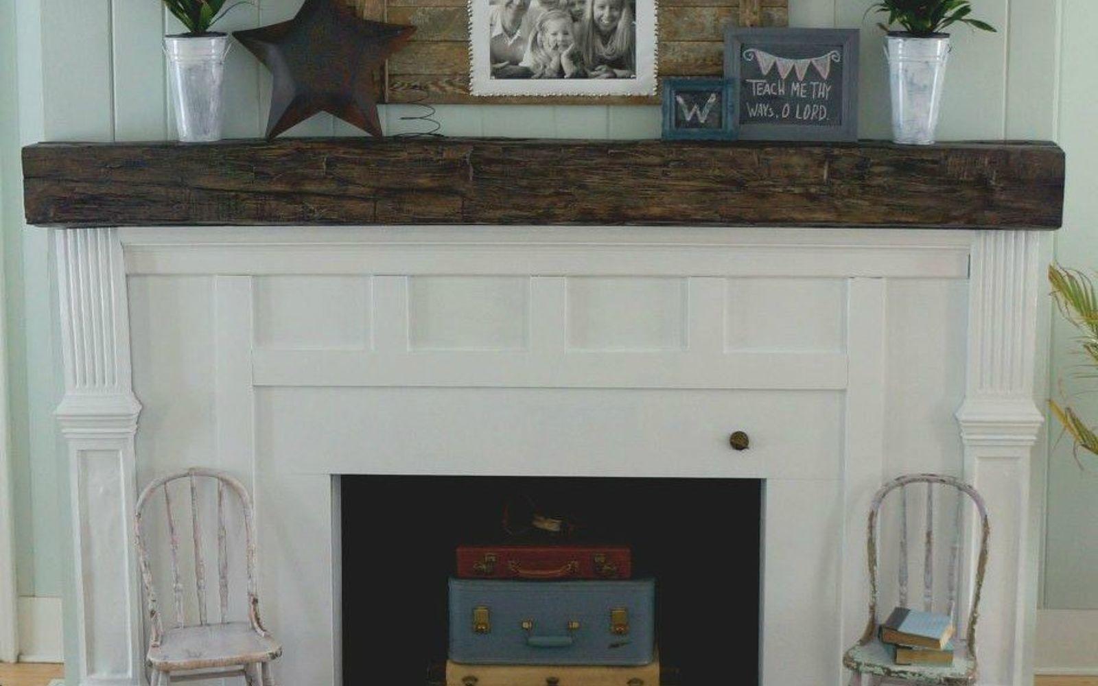 12 Simple Tricks to Instantly Brighten Your Dark Fireplace Hometalk