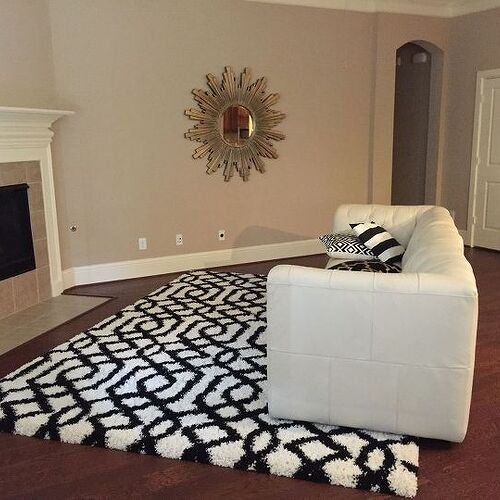 UPDATED Corner fireplace and furniture layout is driving