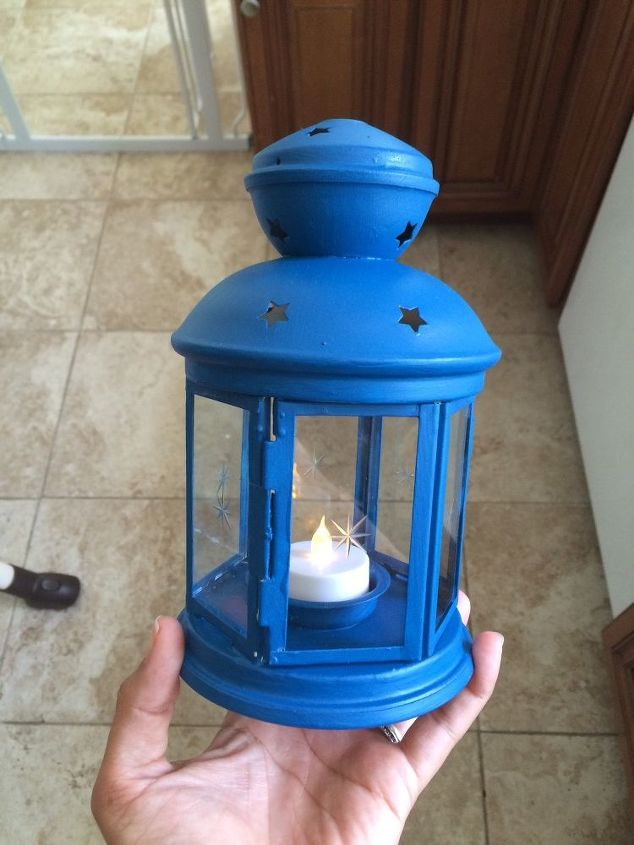 another lighthouse, crafts, repurposing upcycling