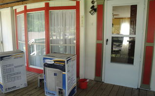 q mobile home windows, home maintenance repairs, major home repair, windows, BETWEEN THE RED FRAME AND THE GLASS IT S WHAT HOLDS THE GLASS INTO THE CASING