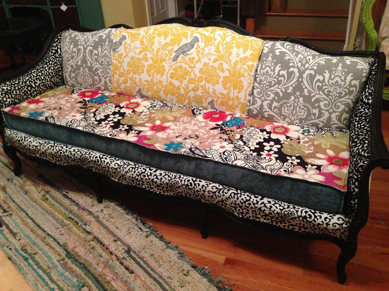 11 Ways To Make Your Beat Up Couch Look Brand New Hometalk