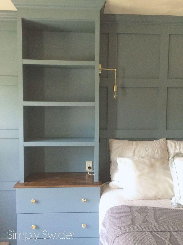 diy master bedroom built ins bedroom ideas storage ideas