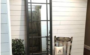 cheap diy restoration hardware mirror knock off, diy, home decor, how to, wall decor