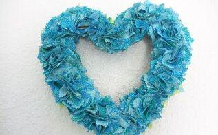 straw heart, crafts, valentines day ideas, wreaths