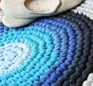 s 9 quick ways to get your dream rug on a shoestring, flooring, reupholster