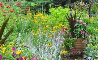 how to create a cottage garden, diy, flowers, gardening, how to