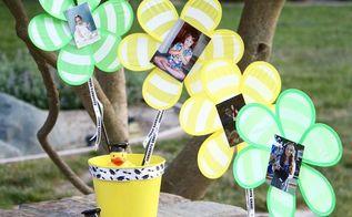 outdoor graduation table centerpieces, crafts, seasonal holiday decor