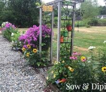 moving a garden to a new home, container gardening, gardening