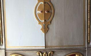 brunswick 1926 radio cabinet turned old world wine cabinet, painted furniture
