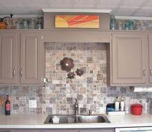 kitchen remodel on a strict 1 000 budget, diy, home improvement, kitchen design