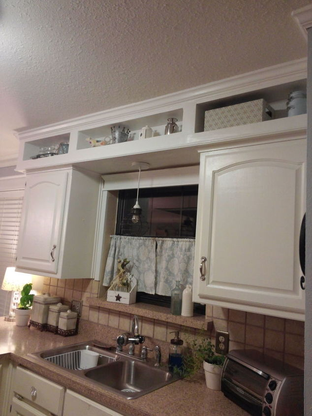 Update!!! From Outdated Soffits to Usable Space | Hometalk
