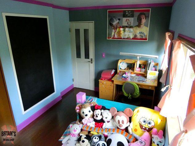 tween girls room makeover hometalk