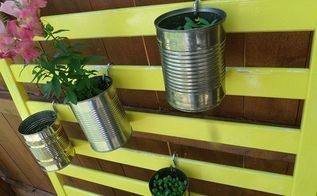 crib rails turned diy vertical planter, container gardening, crafts, gardening, outdoor furniture, repurposing upcycling