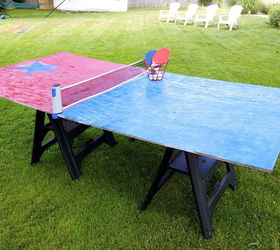 Good Craft A Large Ping Pong Table