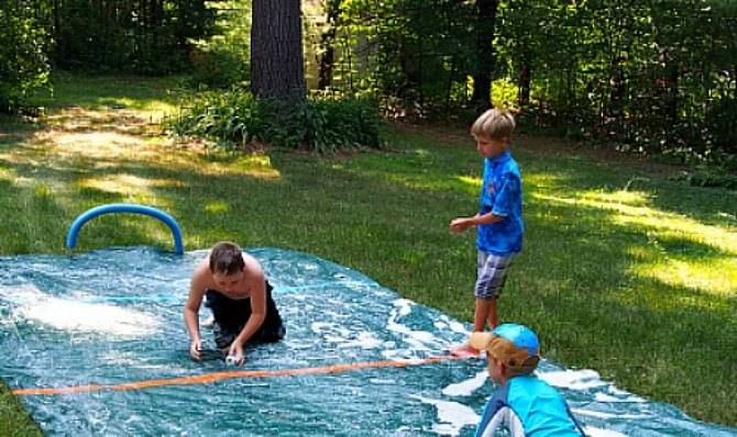 Fun Outdoor Living : 13 Crazy Fun Yard Games Your Family Will Flip for This ...