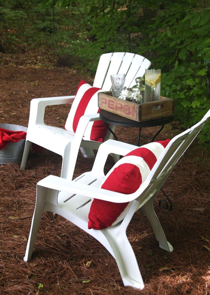30 Awesome Backyard Chair Ideas To Try Right NowHometalk