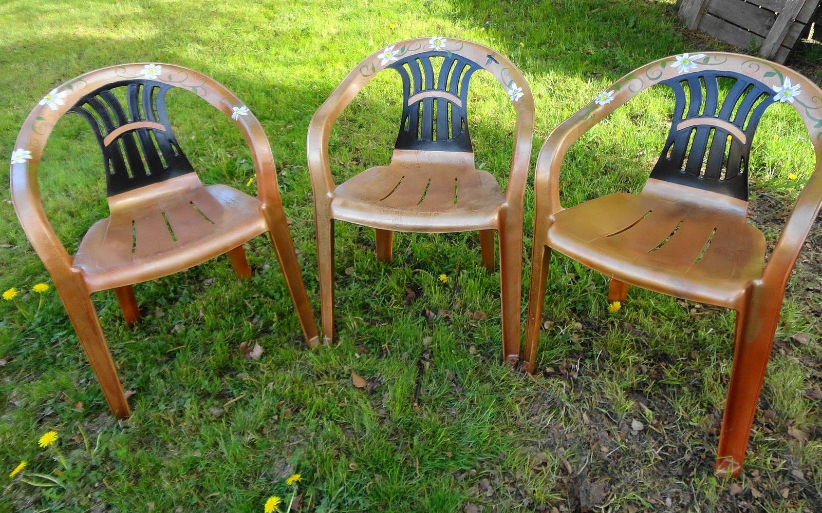 30 Awesome Backyard Chair Ideas To Try Right Now