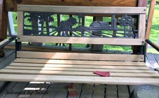 how to restore weathered wood, cleaning tips, diy, how to, outdoor furniture, woodworking projects