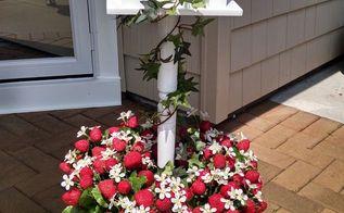 strawberry birdhouse flower bucket, gardening