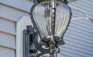 how to add a light sensor to outdoor lanterns, how to, lighting, outdoor living