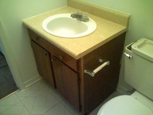 What Color For Old Bathroom Vanity Hometalk