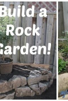 low maintenance gardening part 2 rock garden, gardening, how to, landscape, outdoor living, succulents