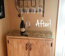 diy liquor cabinet, diy, kitchen cabinets, painted furniture