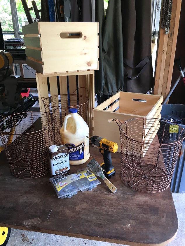 Crate storage unit hometalk for Re storage crate