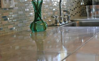 Marble Countertop Hack How To Tile Over Laminate Countertop Countertops How To