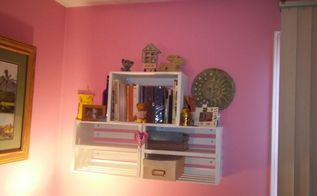 crate storage is awesome , shelving ideas, storage ideas