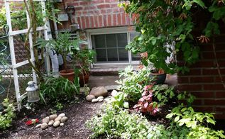 turn a meh corner garden corner into a wow in 6 easy steps, gardening, landscape