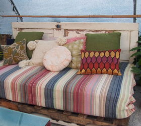 Custom Patio Futon Cover, How To, Outdoor Furniture, Outdoor Living