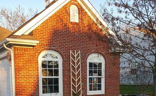 diy wooden trellis, curb appeal, diy, gardening, landscape