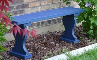 13 outdoor garden bench, diy, how to, outdoor furniture, woodworking projects