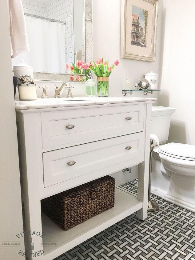 bye bye builder s grade bathroom renovation  bathroom ideas  home  improvement. Bye Bye Builder s Grade   Bathroom Renovation   Hometalk