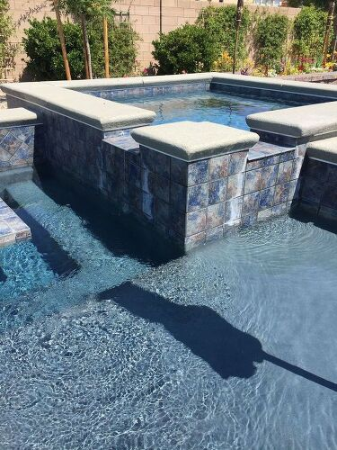 How To Clean The Tile Of My Pool Hometalk