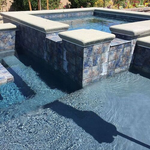 How to clean the tile of my pool? : Hometalk