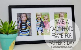 father s day gift idea, crafts, seasonal holiday decor