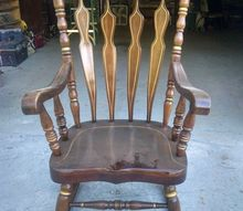 q is this chair an antique , furniture id, painted furniture