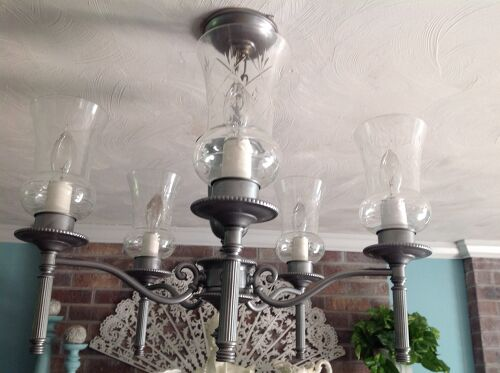 Need advice on painting brass chandelier – Paint a Chandelier