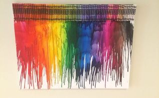 simple crayon art beauty is in the eye of the crayon holder, crafts, how to, repurposing upcycling