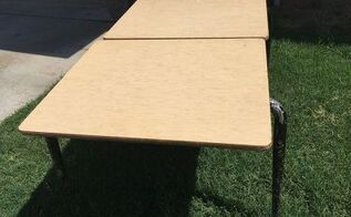 q school desks for my grandkids playroom ideas on what to paint them, entertainment rec rooms, painted furniture