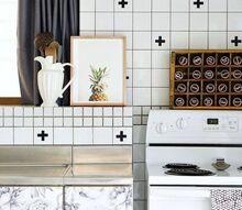renter friendly cabinet makeover, kitchen cabinets, kitchen design, painting