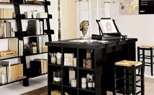 how to live large in a small space, diy, how to, organizing